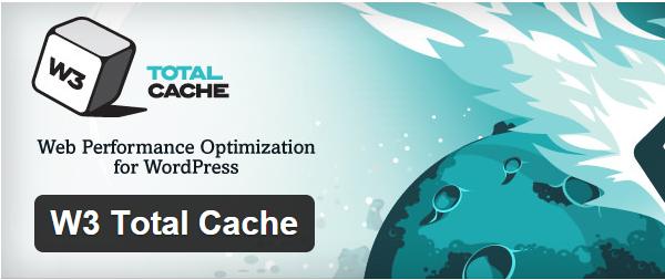 W3 Total Cache - افزایش سرعت بارگذاری - بهترین افزونه های کش وردپرس