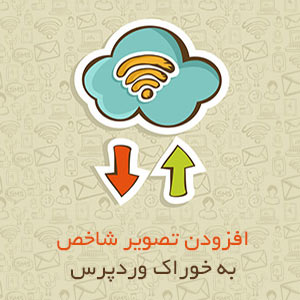 featured images for rss feeds - اضافه کردن تصویر به متن ها در خوراک وردپرس