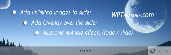 responsive ronakweb full width background slider - افزونه Responsive Background Slider اسلایدر پس زمینه وردپرس
