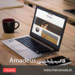 Amadeus 150x150 - دانلود قالب فارسی Amadeus وردپرس
