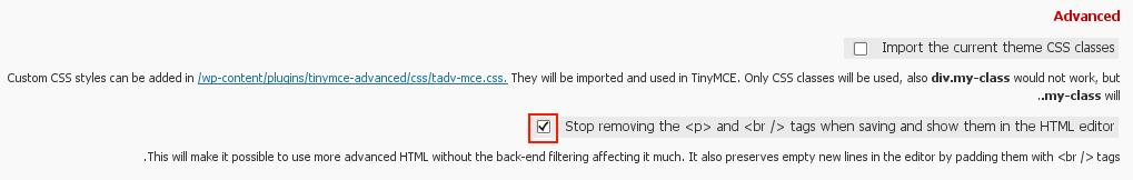 tag remove - افزونه حل مشکل فاصله خط ها در ویرایشگر Tinymce Advanced برای وردپرس