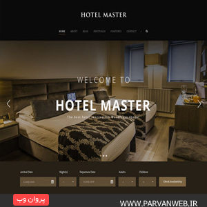 COVER2 - دانلود قالب وردپرس هتل داری و رزرواسیون Hotel Master