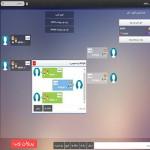 chat 150x150 - دانلود اسکریپت چت روم پیشرفته و فارسی چت آی آر