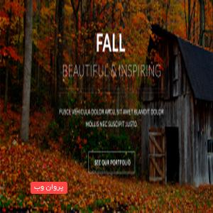 fall - دانلود قالب FALL برای وردپرس