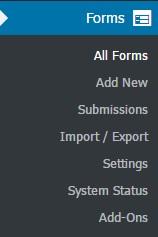 forms wpnovin - افزونه ایجاد فرم قدرتمند وردپرس با Ninja Forms