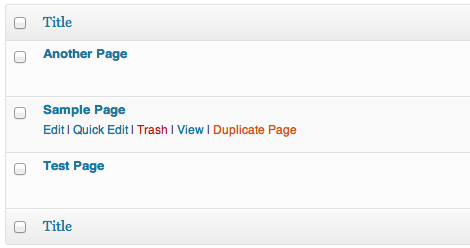 Post Duplicator - کپی راحت مطالب در وردپرس با افزونه Post Duplicator
