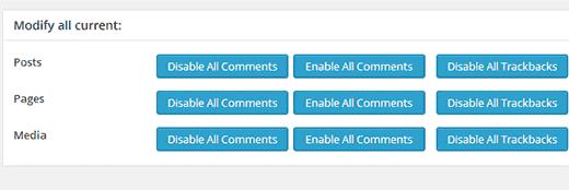 شط 3 1 - معرفی افزونه بستن نظرات در برگه های وردپرس با No Page Comment