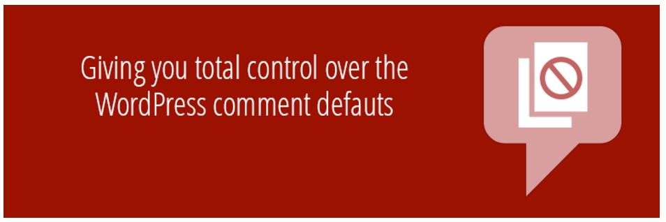 شط 5 - معرفی افزونه بستن نظرات در برگه های وردپرس با No Page Comment