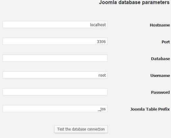 FG Joomla to WordPress 3 - آموزش انتقال مطالب از سیستم جوملا به وردپرس