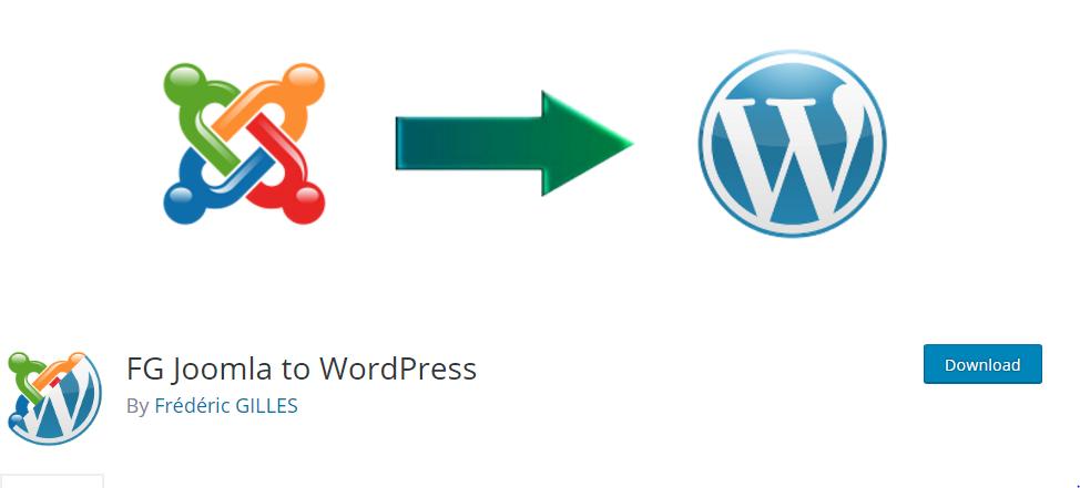 FG Joomla to WordPress - آموزش انتقال مطالب از سیستم جوملا به وردپرس