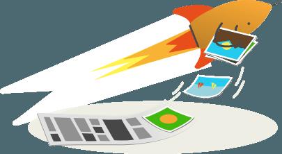 wp rocket lazyload - افزونه افزایش سرعت سایت وردپرس WP Rocket نسخه 3.6.4 فارسی