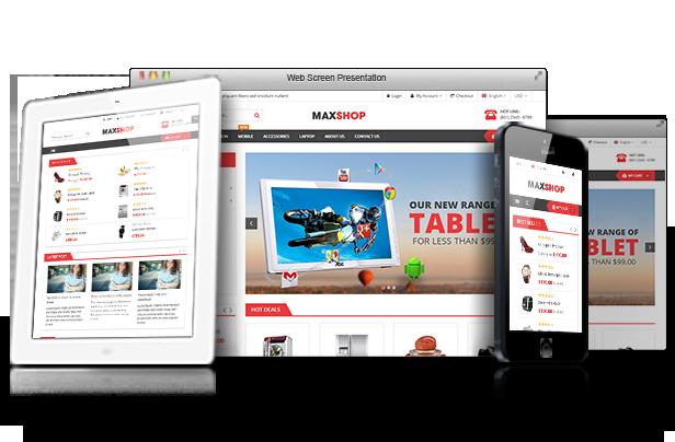 Responisve parvanweb - قالب فروشگاهی وردپرس مثل دیجی کالا مکس شاپ Maxshop 3.3.1 نسخه فارسی