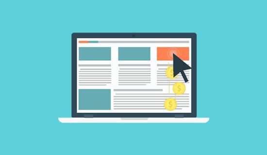 ppcads - انواع تبلیغات در وردپرس - روش های کسب درآمد از سایت
