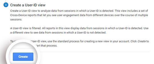 create id tracking13 - آموزش نحوه فعال کردن ردیابی مشتری در ووکامرس با گوگل آنالیتیکس