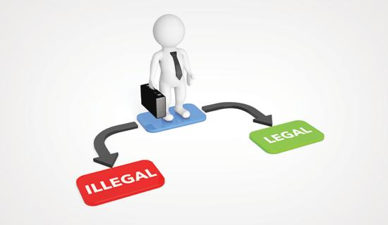 legalissues5 - مشکل قالب های نال شده وردپرس - ۹ دلیل برای نادیده گرفتن قالب ها و افزونه های نال وردپرس