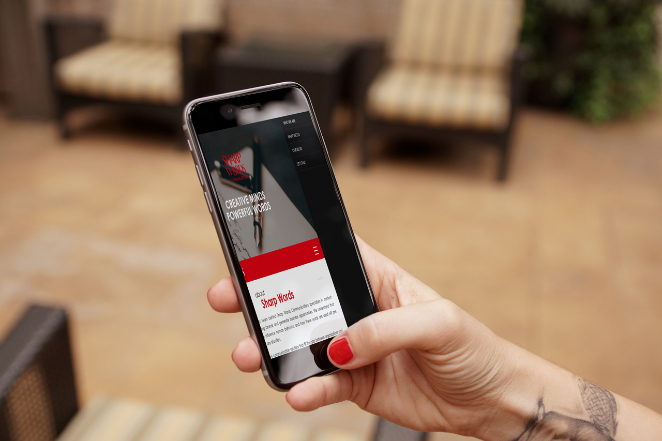 responsive navigation menu mobile slide - آموزش ساخت منوی واکنش گرا در وردپرس – ایجاد منوی ریسپانسیو بدون افزونه