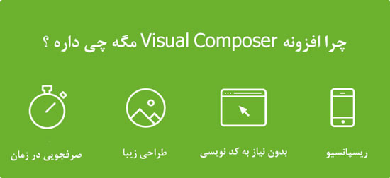 Visual Composer Page Builder - افزونه صفحه ساز وردپرس Visual Composer ویژوال کامپوسر فارسی نسخه 5.4.7