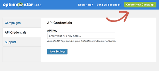 createnewcampaign2 - چگونه بازدید کنندگان ووکامرس را به مشتری تبدیل کنیم؟ - بهینهسازی نرخ تبدیل CRO