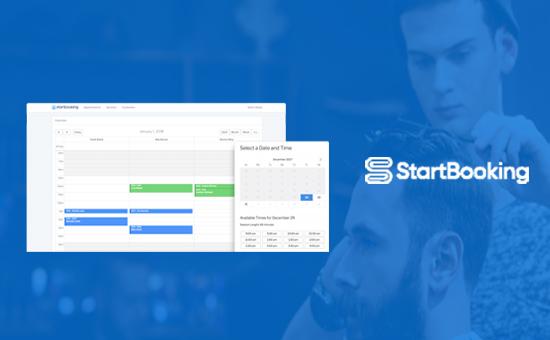 startbookingwp - چگونه رزرو آنلاین در وردپرس را با StartBooking بهتر مدیریت کنیم؟