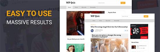wp quiz - معرفی و مقایسه 9 افزونه آزمون برای وردپرس – بهترین افزونه آزمون وردپرس