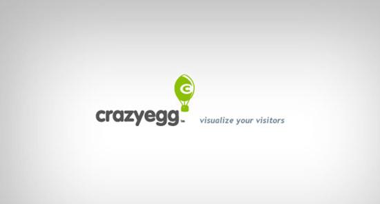 crazy egg - افزونه و ابزار های بررسی کاربران و همچنین گوگل آنالیز در وردپرس