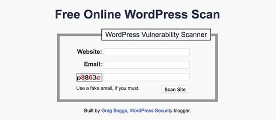 scanwp - معرفی 14 اسکنر امنیتی وردپرس برای شناسایی بدافزار و هکرها - بررسی آنلاین امنیت سایت