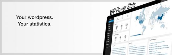 wp power stats plugin - افزونه و ابزار های بررسی کاربران و همچنین گوگل آنالیز در وردپرس