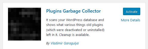wp delete plugin db tables install activate pgc plugin - کاهش حجم دیتابیس وردپرس | بهینه سازی پایگاه داده وردپرس