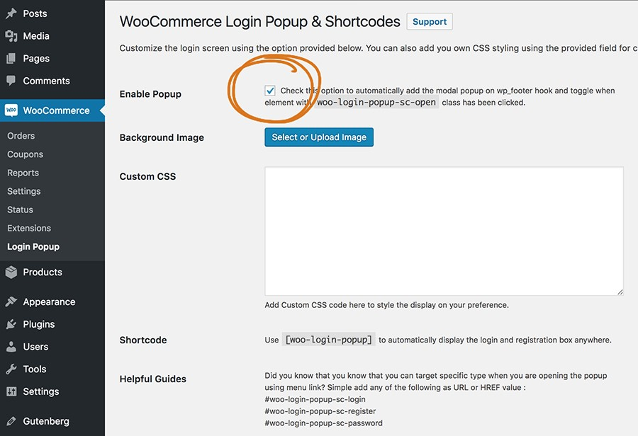 loginshop1 parvanweb.ir - ثبت نام و ورود به ووکامرس برای فروشگاه شما با افزونه WooCommerce login Popup