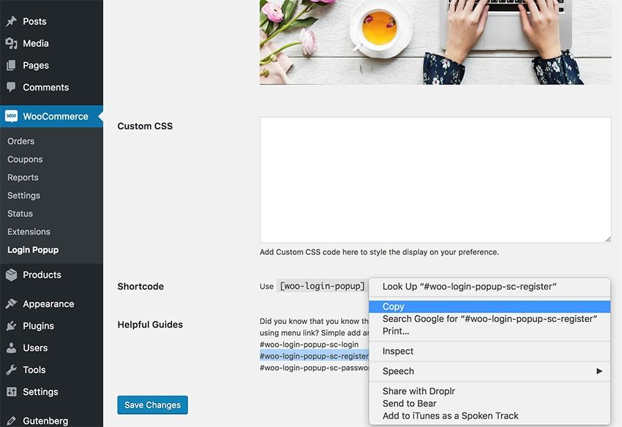 loginshop14 parvanweb.ir  - ثبت نام و ورود به ووکامرس برای فروشگاه شما با افزونه WooCommerce login Popup