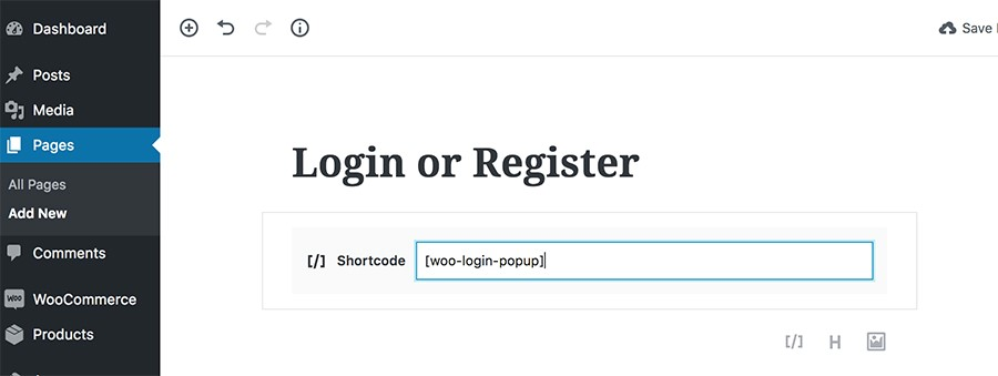 loginshop17 parvanweb.ir - ثبت نام و ورود به ووکامرس برای فروشگاه شما با افزونه WooCommerce login Popup