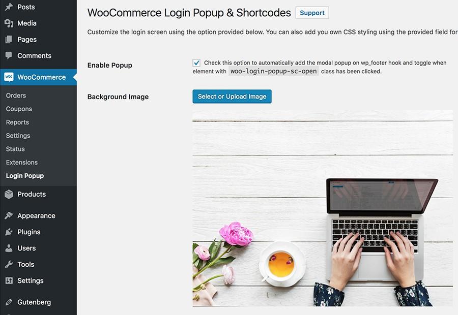 loginshop3 parvanweb.ir  - ثبت نام و ورود به ووکامرس برای فروشگاه شما با افزونه WooCommerce login Popup