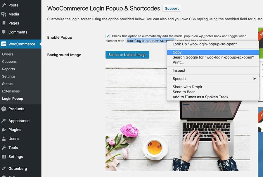 loginshop4 parvanweb.ir - ثبت نام و ورود به ووکامرس برای فروشگاه شما با افزونه WooCommerce login Popup