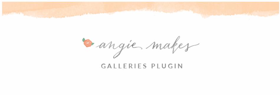 Galleries by Angie Makes   WordPress.org  - 15 افزونه رایگان وردپرس برای ساخت گالری حرفه ای