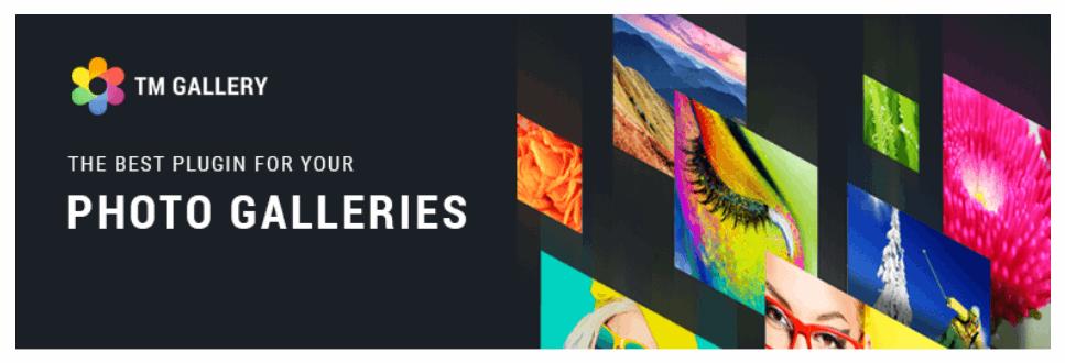 TM Photo Gallery   WordPress.org  - 15 افزونه رایگان وردپرس برای ساخت گالری حرفه ای