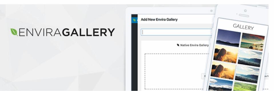 WordPress Photo Gallery Plugin – Envira Gallery   WordPress.org  - 15 افزونه رایگان وردپرس برای ساخت گالری حرفه ای