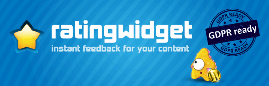 Rating Widget Star Review System WordPress.org - بهترین افزونه های امتیاز دهی وردپرس