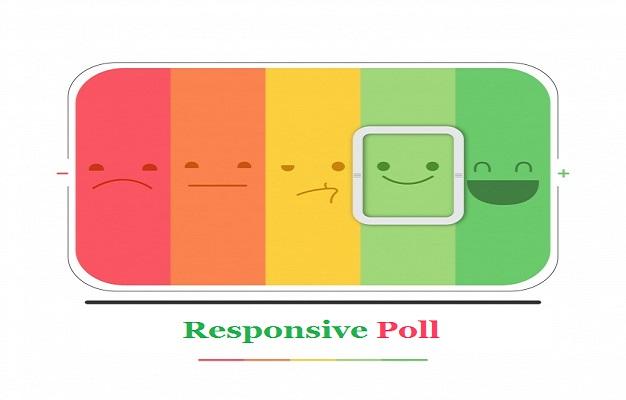 Responsive Poll - بهترین افزونه های امتیاز دهی وردپرس