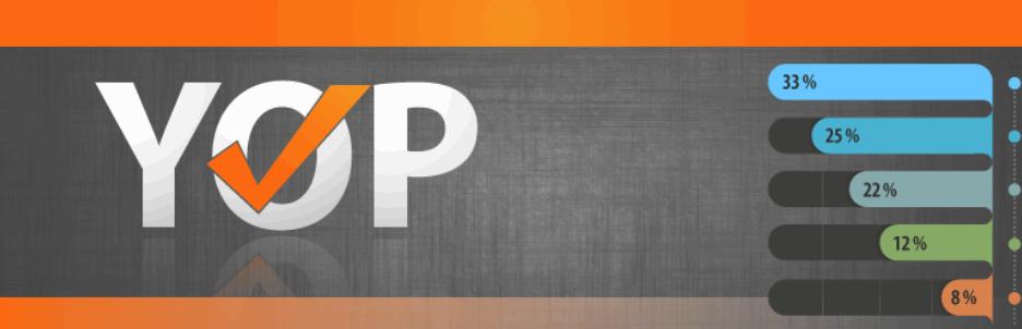 YOP Poll WordPress.org - بهترین افزونه های امتیاز دهی وردپرس