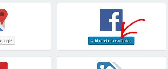 addcollection - نحوه نمایش نظرات گوگل، فیس بوک و یلپ در وردپرس