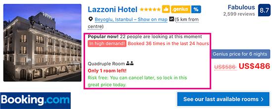 bookingcom - ۱۵ نکته طلایی برای رشد کسب و کار اینترنتی شما