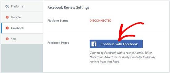 connectfacebook - نحوه نمایش نظرات گوگل، فیس بوک و یلپ در وردپرس