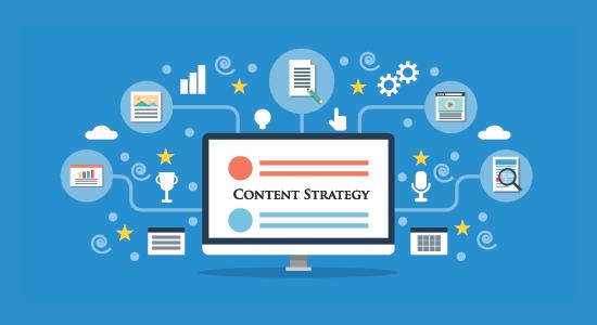 contentstrategy - ۱۵ نکته طلایی برای رشد کسب و کار اینترنتی شما