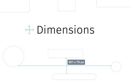 dimensions - بهترین افزونه های گوگل کروم برای وردپرس