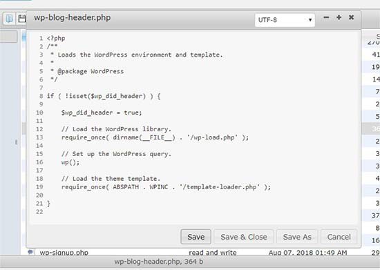 editfilemanager - آموزش اضافه کردن FTP در داشبورد وردپرس