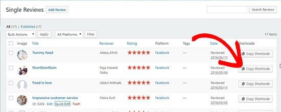 singlereview - نحوه نمایش نظرات گوگل، فیس بوک و یلپ در وردپرس
