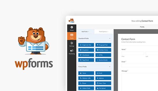 wpforms 1 - 4 گزینه بهتر از ووکامرس برای وردپرس | چه کسی نیاز به گزینه های ووکامرس دارد؟