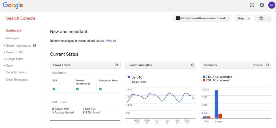 Screenshot 121816 092221 AM 897x415 - بهترین ابزار بررسی سئو سایت | کنسول جستجو گوگل و ابزار Google Keyword Planner