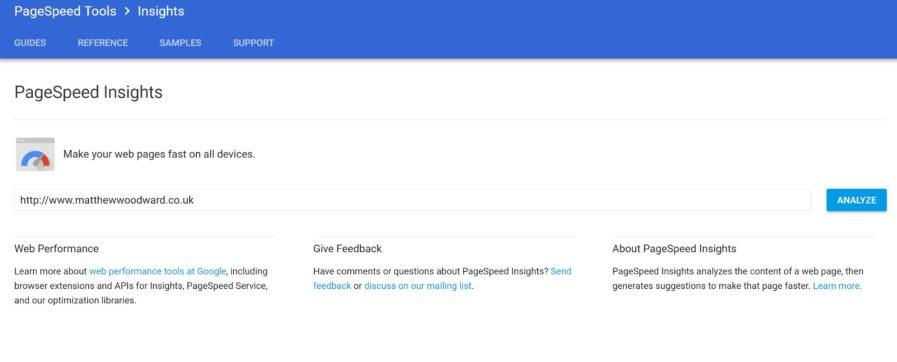 page speed matt 897x362 - بهترین ابزار بررسی سئو سایت | کنسول جستجو گوگل و ابزار Google Keyword Planner