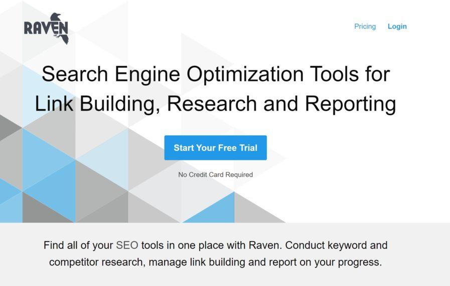 raven 897x569 - بهترین ابزار بررسی سئو سایت | کنسول جستجو گوگل و ابزار Google Keyword Planner